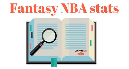 Fantasy NBA Statistiques - Stats - JDE NBA Stats